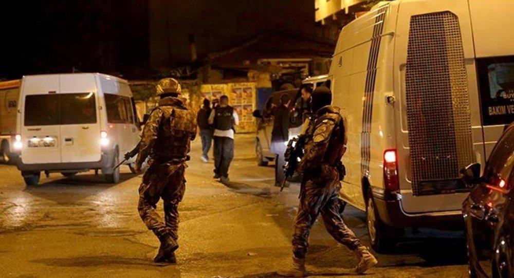 İstanbul'da IŞİD operasyonu: 25 gözaltı