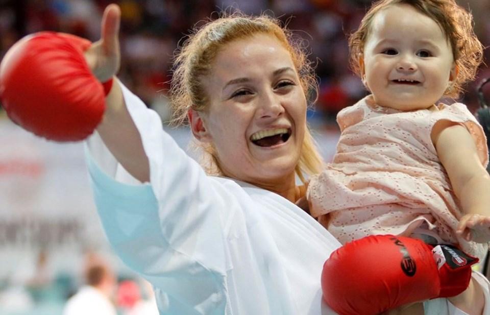 Milli karatecilerden Avrupa Şampiyonluğu