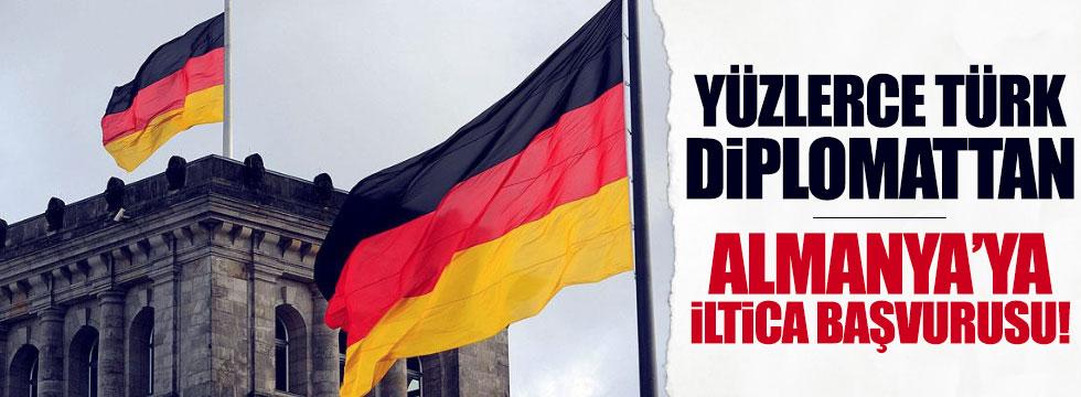 Almanya'ya 450 iltica başvurusu