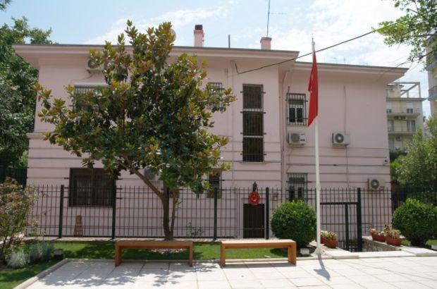 Selanik'te diplomat çiftten haber alınamıyor