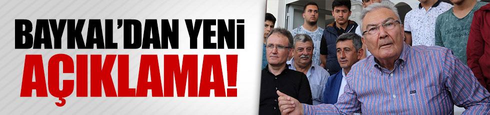 Baykal'dan yeni 'Başkan' açıklaması