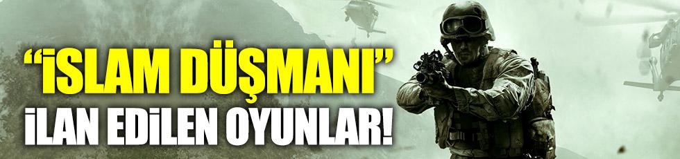 """O oyunlar """"İslam düşmanı"""" ilan edildi!"""