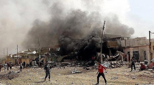 IŞİD'den ABD askerlerine saldırı