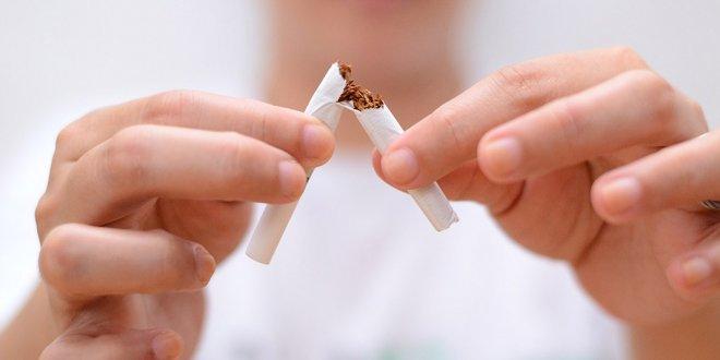 Sigarayı bırakmak isteyenler için flaş karar