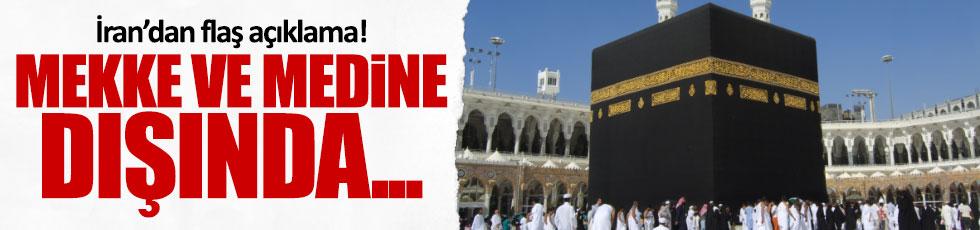 İran'dan, Suudi Arabistan açıklaması