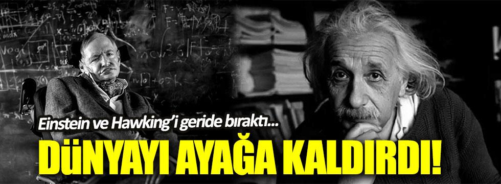 Rajgauri Pawar, Einstein ve Hawking'i geride bıraktı
