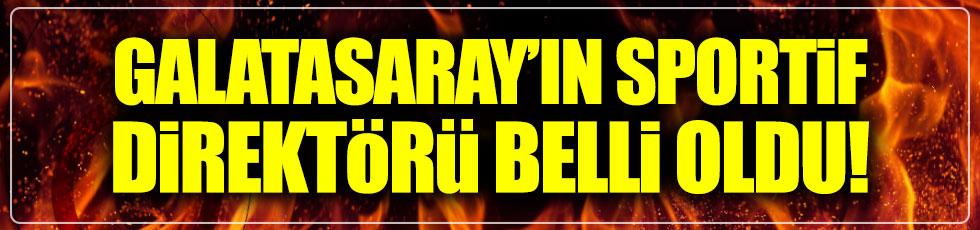 Galatasaray Cenk Ergün'ü futbol direktörlüğüne getirdi