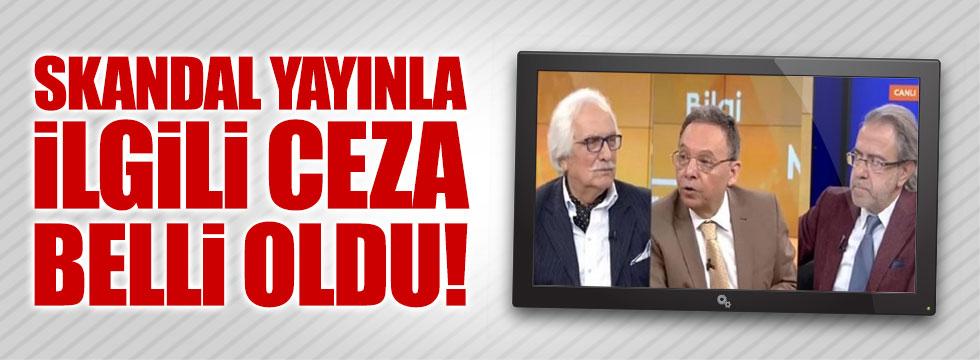 RTÜK, TVnet'in cezasını açıkladı