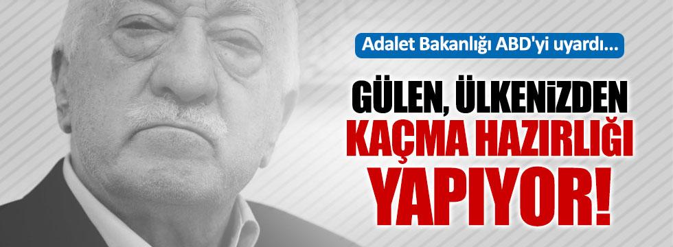 Gülen için 'iki ülkeden birine kaçacak' iddiası