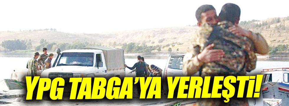 YPG: Tabka kentini ve barajını ele geçirdik