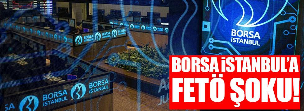 Borsa İstanbul'a FETÖ  operasyonu... Çok sayıda gözaltı var!