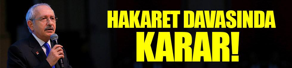 Kılıçdaroğlu'na hakaret eden heykeltıraşın cezası belli oldu!
