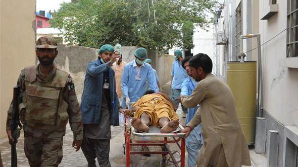 Başkan yardımcısına bombalı saldırı! 25 ölü