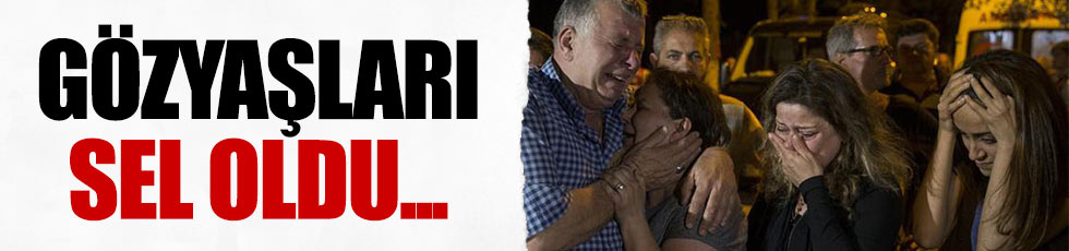 Muğla faciası İzmir'i yasa boğdu