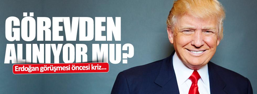 Trump görevden alınıyor mu?