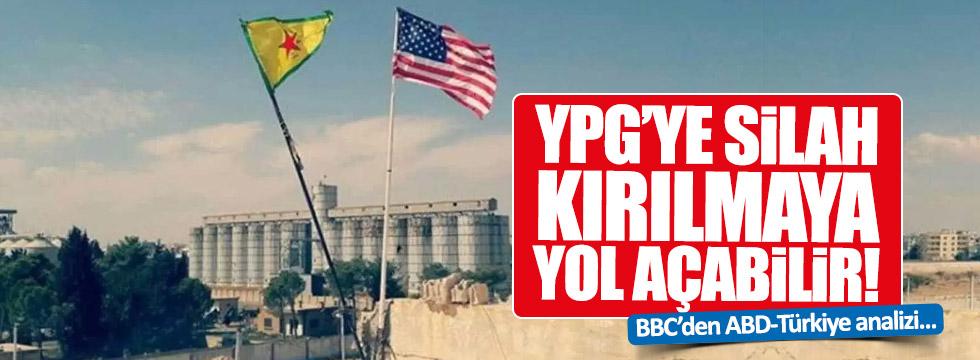 BBC'den, YPG'ye silah yardımı analizi