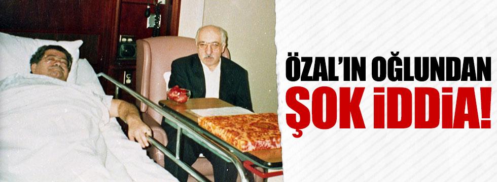 Özal ile Gülen'in fotoğrafıyla ilgili şok iddia