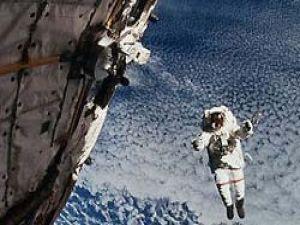 NASA astronotları sarhoş uçmuşlar