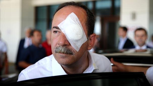Edirne Belediye Başkanı Recep Gürkan'a saldıran şahıs tutuklandı
