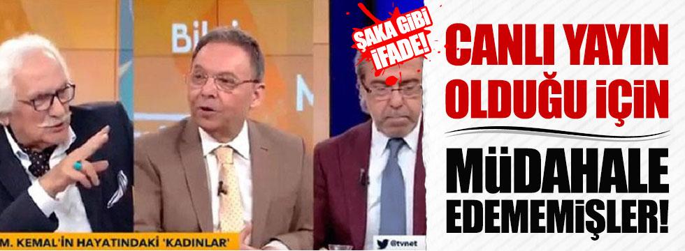 Atatürk düşmanlarından şaka gibi ifade!