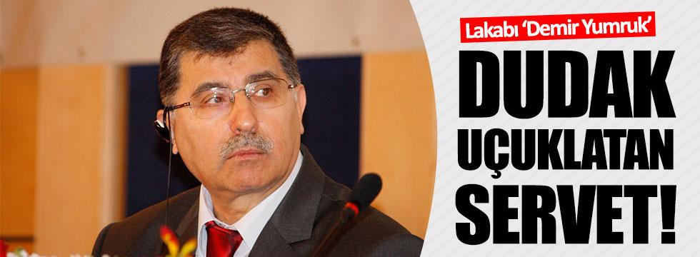 Mustafa Özcan'ın dudak uçuklatan serveti