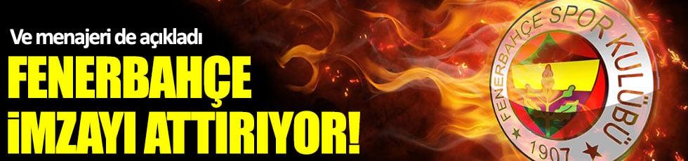 Fenerbahçe Taison'a imzayı attırıyor