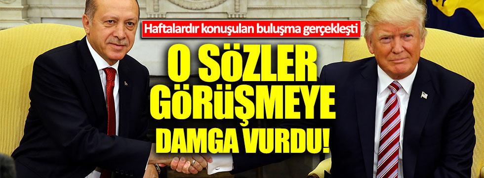 Trump - Erdoğan görüşmesinden kritik PYD açıklaması