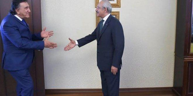 Kılıçdaroğlu, DYP görüşmesi
