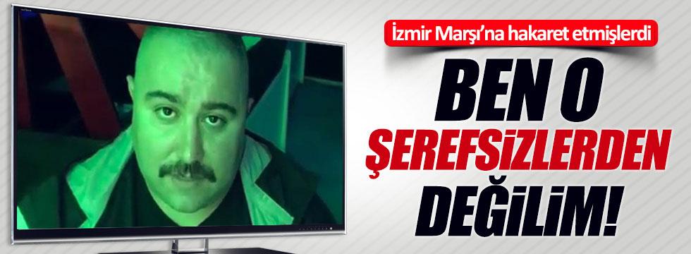 Serkan Şengül'den İzmir Marşı tepkisi