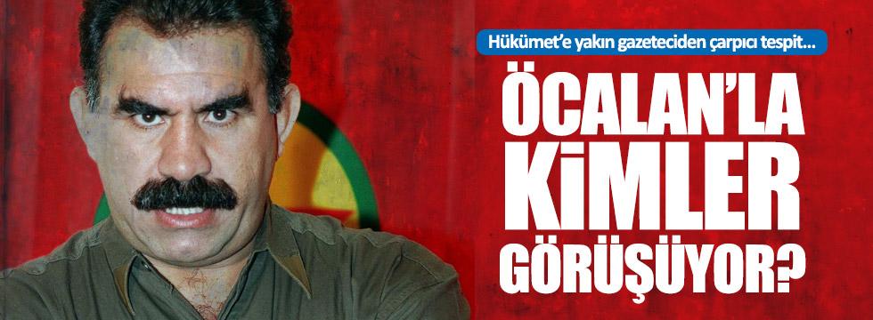 """Yılmaz: """"Hükümet, Öcalan'la temas mı kuruyor?"""""""