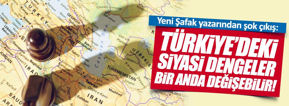 """Yeni Şafak yazarından """"Kürt Devleti"""" tepkisi"""