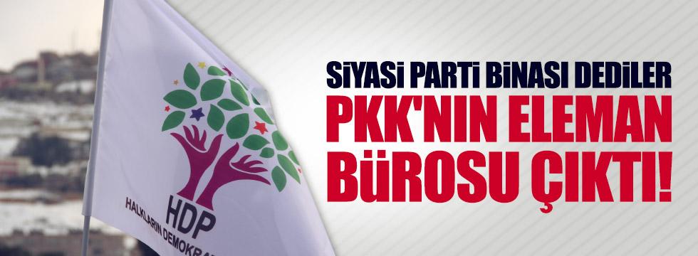 HDP, PKK'ya böyle eleman kazandırmış