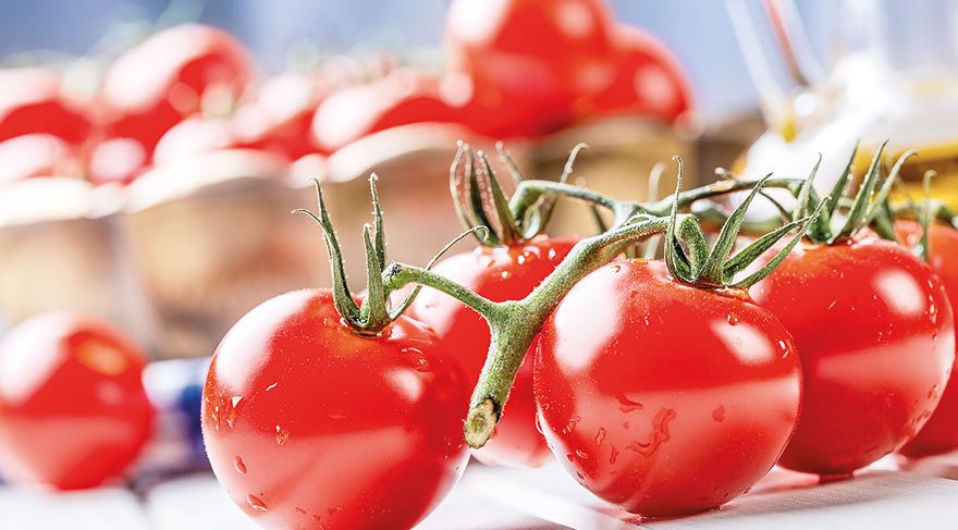 Mide kanserine karşı domates