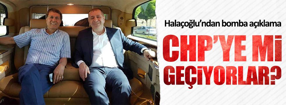 Özdağ ve Halaçoğlu CHP'ye mi geçiyor?