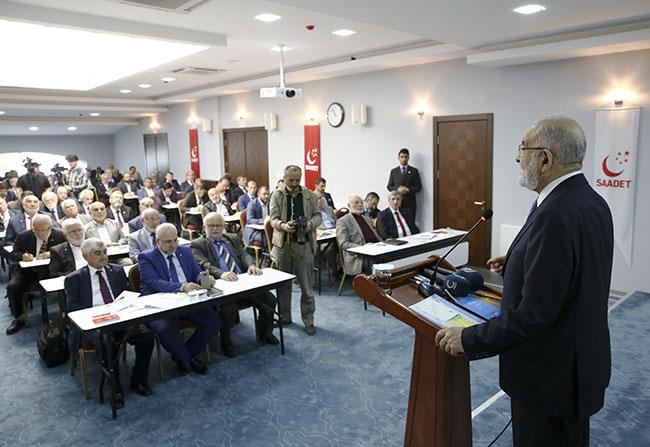 Temel Karamollaoğlu'ndan erken seçim iddiası
