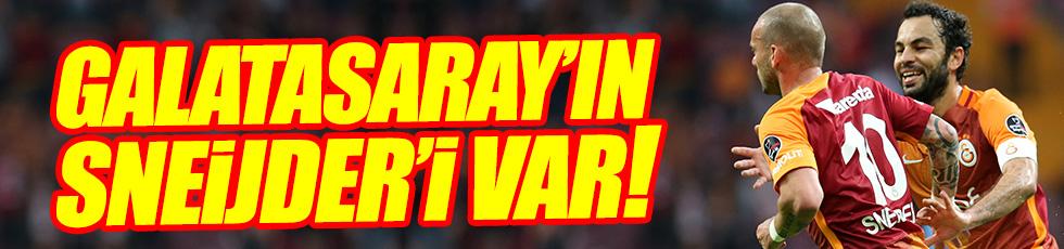 Galatasaray 2-0 Osmanlıspor / Maç Özeti
