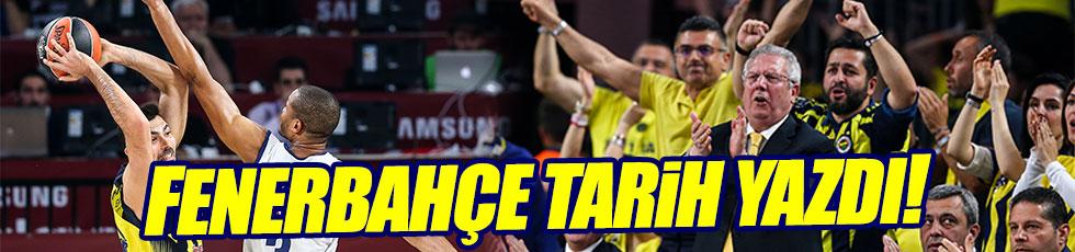 Fenerbahçe Final Four'da finalde!