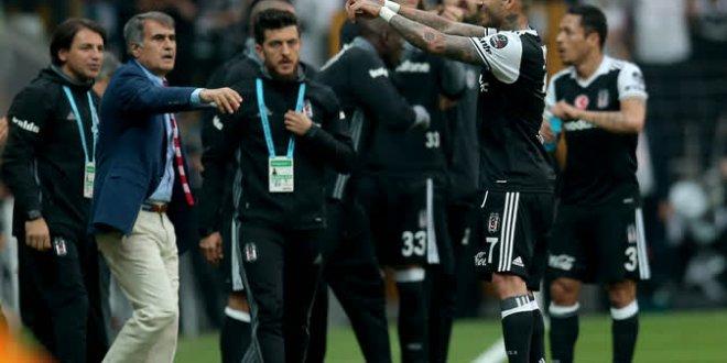 Beşiktaş 4-1 Kasımpaşa (Maç Özeti)