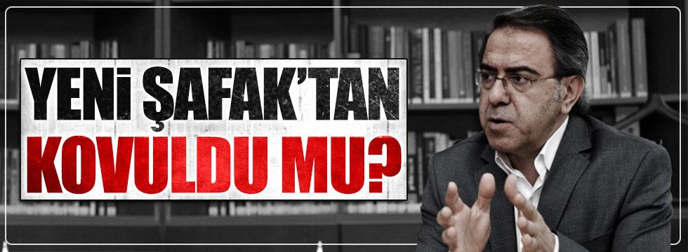Mustafa Armağan Yeni Şafak'tan kovuldu mu?