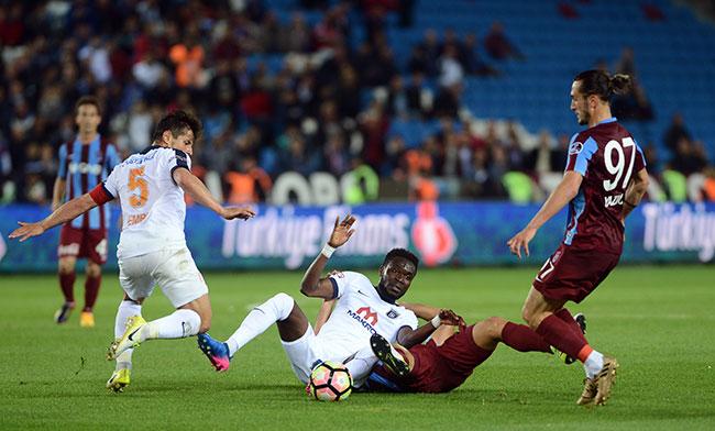 Trabzonspor 0-0 Başakşehir / Maç Özeti