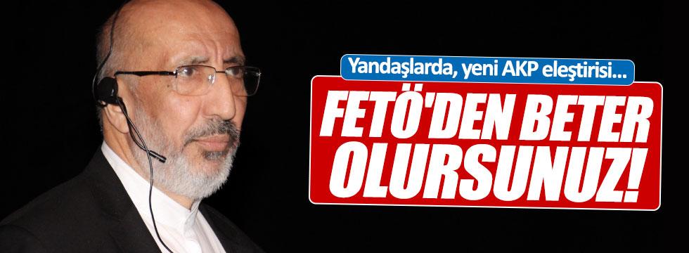 Yandaşlarda, 'yeni AKP' eleştirisi