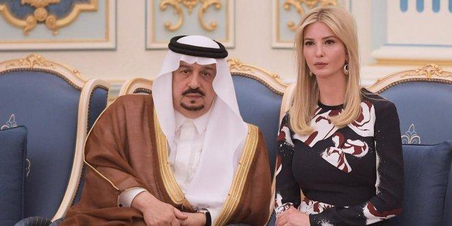 Suudi iş adamı Trump'ın kızını istedi!