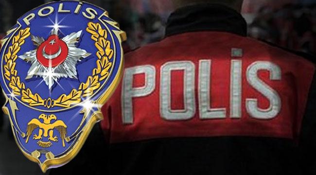 Polis memuru nişanlısını yüzünden vurdu
