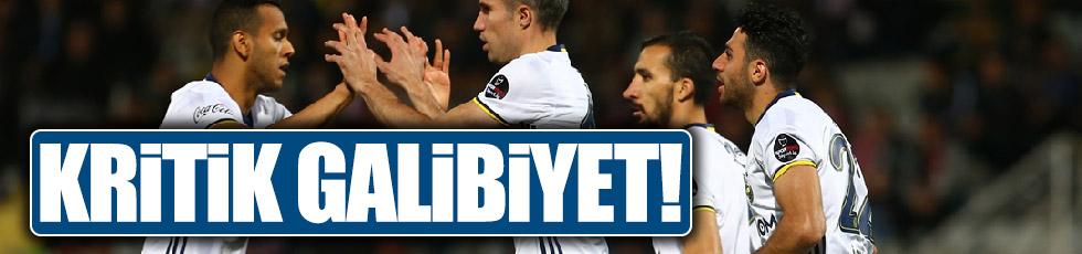 Gençlerbirliği 1-2 Fenerbahçe (Maç Özeti)