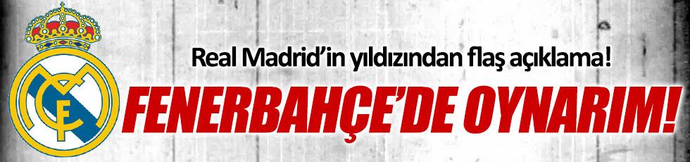Real Madridli Sergio Llull: Fenerbahçe'de oynarım