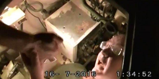 Tanktan çıkan eski Emniyet Amirine istenen ceza belli oldu