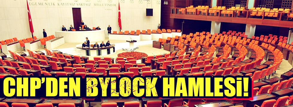 CHP'den 'ByLock' hamlesi