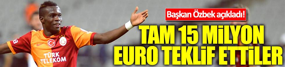 Leipzig'ten Bruma'ya 15 milyon euro!