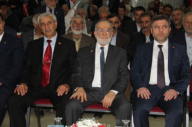 Karamollaoğlu'ndan hükümete tepki