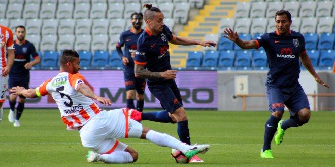 Başakşehir 2-1 Adanaspor (Maç Özeti)